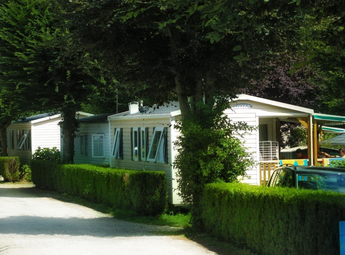 Camping à Proximité Du Lac Du0027Aiguebelette En Savoie